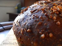 Buckwheat Apple Cider Sourdough