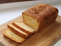 Cheddar And Chiles Bread