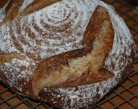 Italian Country Style Sourdough