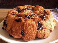 Fruited Pull Apart Bread
