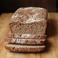 100% Whole Wheat Honey Bread