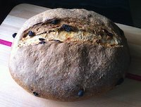 Golden Raisin Bread