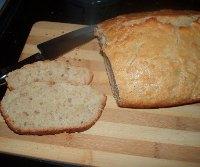 Sourdough Beer Bread