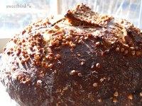 Buckwheat-Pear Sourdough W/Pear Hard Cider