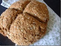 Irish Soda Bread With Yogurt