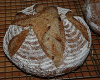 Coffee Rye Sourdough