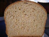 Whole-Grain Maple Oat Bread