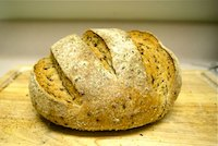 Flax Seed Porter Bread