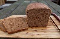 No Knead Overnight Rye Bread