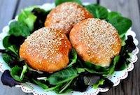 Multi-Grain Hamburger Buns