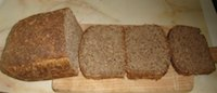 Sourdough Rye Bread With Cooked Wheat