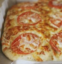 Tomato Herb Focaccia
