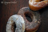 Sourdough Donuts