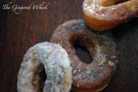 Sourdough Donuts