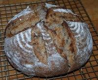 Cherry Ale Pecan Rye Bread