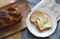 Coconut Swirl Bread
