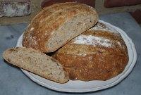 Roasted Potato And Corn Sourdough Cheese Bread