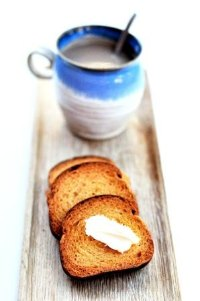 Home-Baked Fette Biscottate Or Zwieback