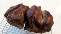 Homebaked Cinnamon Sugar Pull-apart Loaf