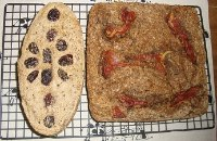 Buckwheat-Rye Sourdough Bread