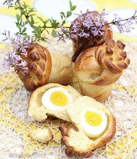 Cheese Buns With Surprise