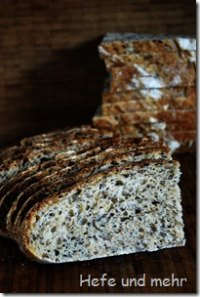 Seed Bread With Amaranth And Polenta