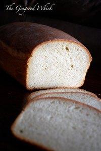 Soft Sourdough Sandwich Loaf