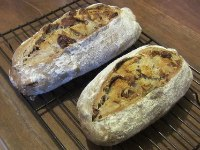 Chestnut Sourdough With Fig And Fennel