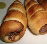 Chocolate Cornets