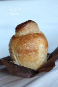 Brioche Dough And Dough With Roux