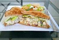 Chicken Salad Sandwiches
