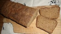 Papaya Sourdough Rye Bread