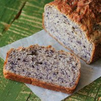 Bluerberry Almond Bread
