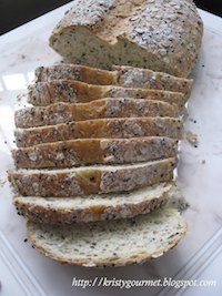 Homemade Gardenia Cottage Style Bread