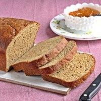 Whole Wheat Orange Bread