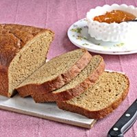 Whole Wheat Orange Bread