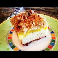 Pineapple Crumb Cake