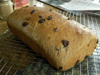 Cinnamon - Raisin Bread For Dad