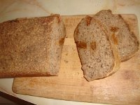 Sourdough Rye With Dried Figs