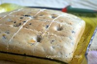 Olive And Herb Focaccia