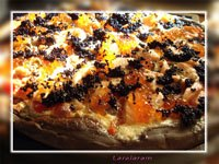 Pizza BLACK-RED