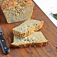 Spicy Whole Wheat Batter Bread