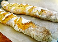 Home-made French Baguettes