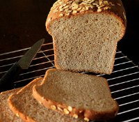 Everyday Sandwich Bread. Vegan