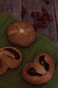 30% Rye Sourdough Buns With Filling