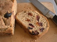Heritage Einkorn Loaf With Crimson Raisins