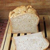 Whole Wheat Bread (bread Machine Recipe)