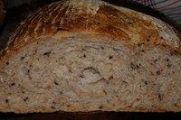 Flax Seed Sourdough