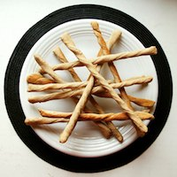 Pizza Crust Bread Sticks