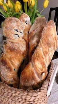 Twisted Bread / Wurzelbrot